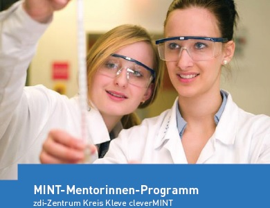"MINT-Mentorinnen Programm ""Better save the soil"""